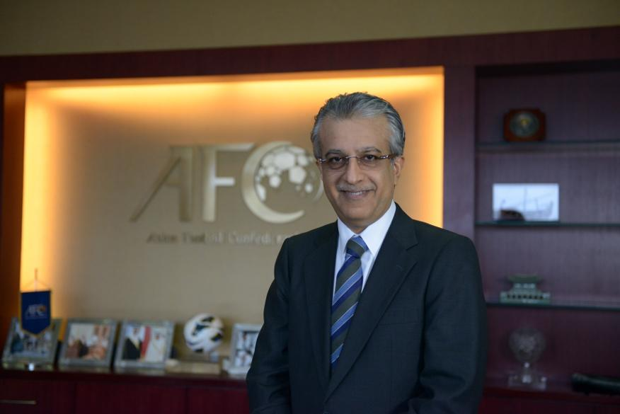 World Cup Under-17: AFC President Sheikh Salman – Our focus in on China and India