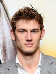 Alex Pettyfer is in the frame for a role in Divergent