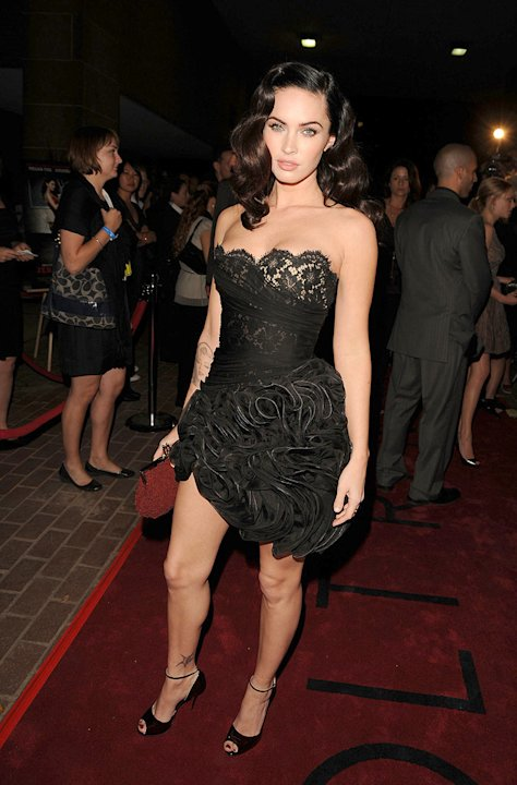 2009 Toronto Film Festival Megan Fox