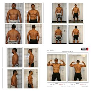 Extreme UFC Makeover: Mark Munoz Drops Over 50 Pounds Leading Up To UFC 162