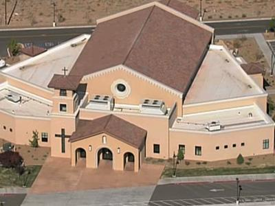 Four Stabbed in New Mexico Church