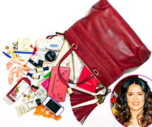 Salma Hayek: What's in My Bag?