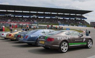Bentley  parade