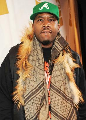 Big Boi Arrested for Drug Possession