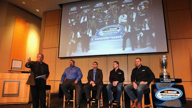 NASCAR Nationwide Series Champion's Day