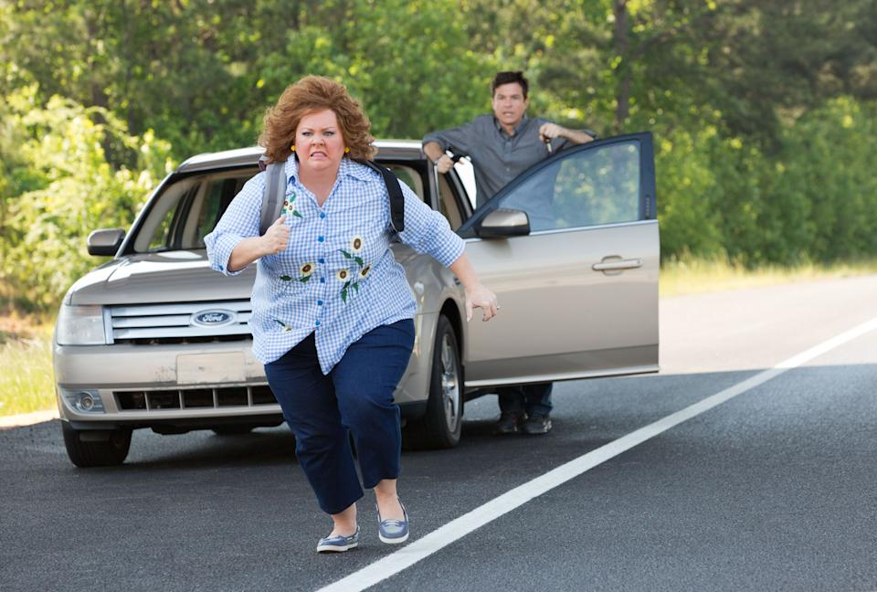 'Identity Thief' swipes No. 1 spot with $36.6M