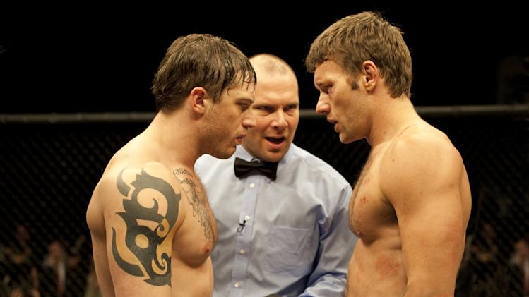Warrior 2011 Lionsgate Tom Hardy Joel Edgerton