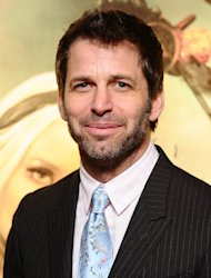 Zack Snyder is currently busy with post-production on two movies
