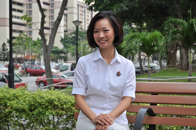 MP for West Coast GRC Foo Mee Har has resigned from her post as global head of priority and international banking at Standard Chartered Bank. (Yahoo! file photo)