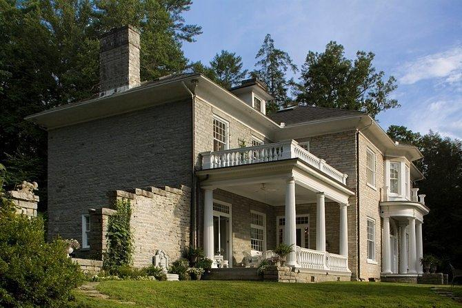 North Carolina Mansion Built For 19th Century French Count Asks $5.85M