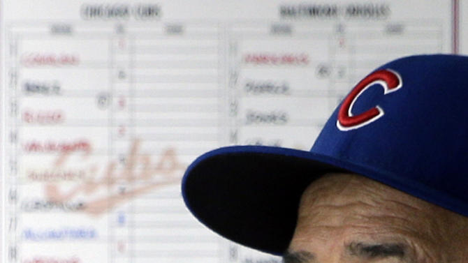 Cubs hire Maddon as manager, fire Renteria