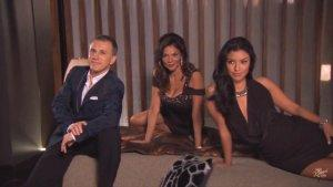 Christoph Waltz Promotes 'The Art of Seduction' on 'Jimmy Kimmel Live' (Video)