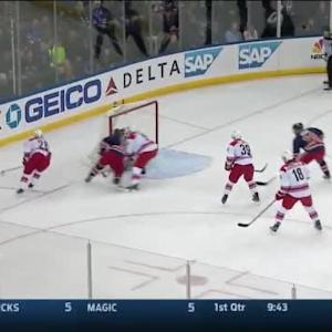 Cam Ward Save on Ryan McDonagh (08:00/1st)
