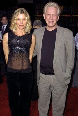 Kate Vernon and Bruce Davison at the L.A. premiere of Lions Gate's Godsend