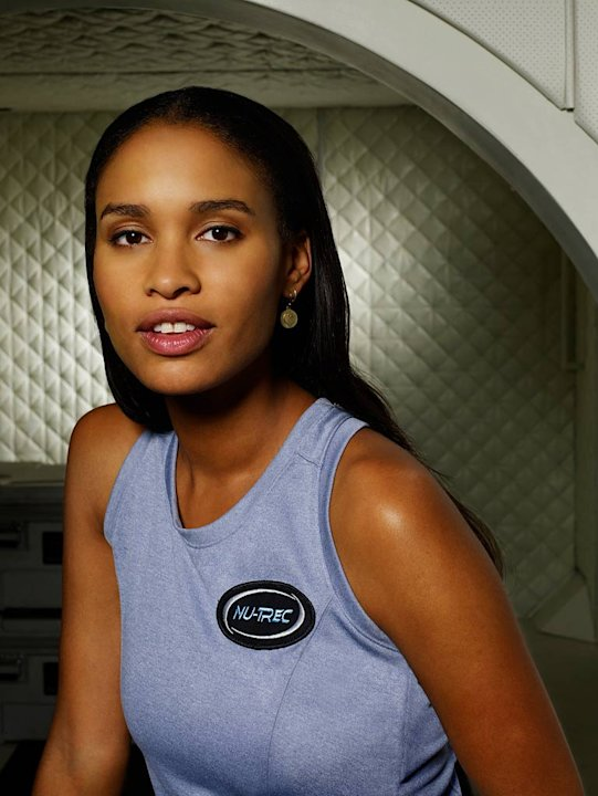 Joy Bryant as Alice Thibadeau in &quot;Virtuality.&quot; 