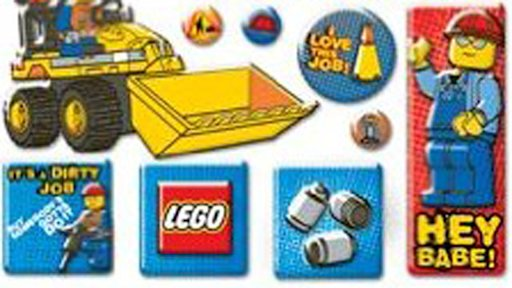Lego Apologizes for Cat-Calling Sticker