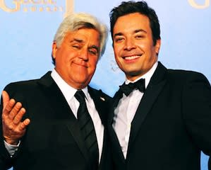 Jimmy Fallon to Replace Jay Leno as Tonight Show Host in Spring 2014