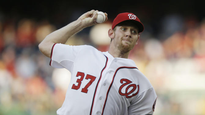 Strasburg, slumping Nationals lose to Pirates 4-2