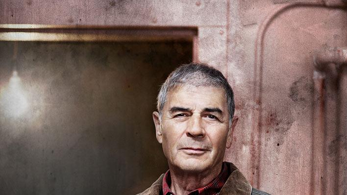 "Robert Forster stars as Ray Archer in ""Alcatraz."""