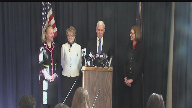 Gov. Mike Pence appoints state social services, agriculture leaders