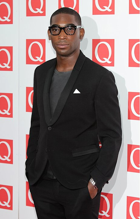 Tinie Tempah picked up the award for Best Male Artist, although we think he should've won 'Hottest Male.' Just saying.