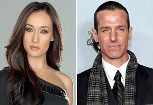 Maggie Q, Jeffrey Pierce | Photo Credits: John Nuttal/CW; Tim Mosenfelder/WireImage
