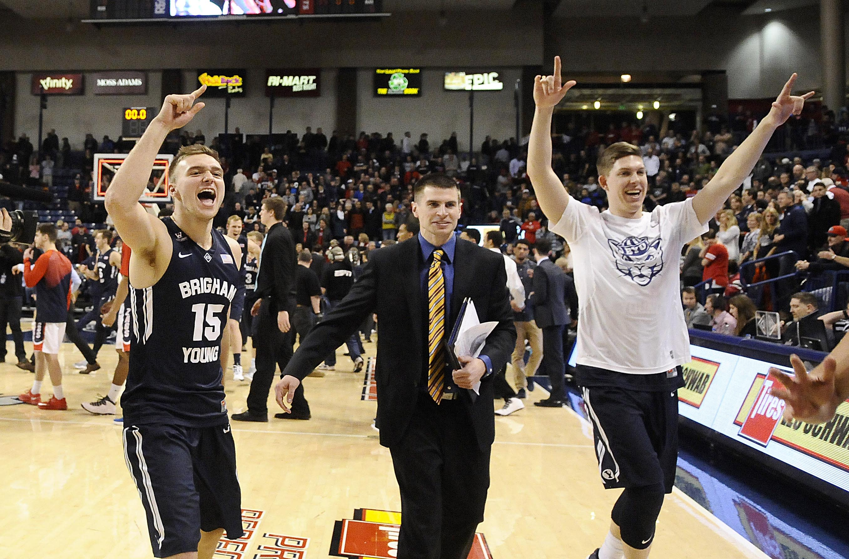BYU could be one of March's most hotly debated bubble teams