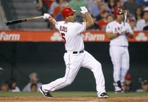 Pujols, Wells homer to lead Angels over White Sox