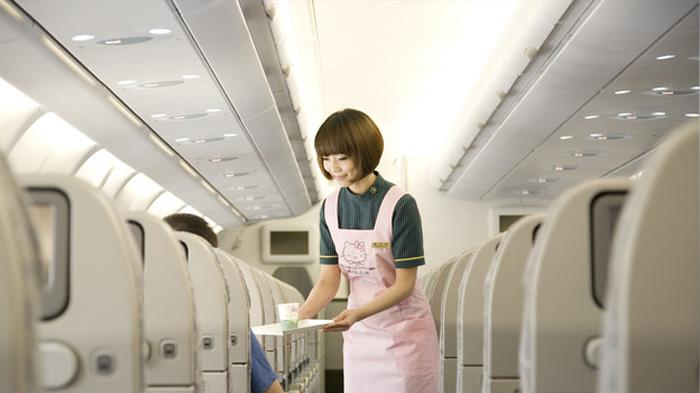 World's best airlines: flight attendants