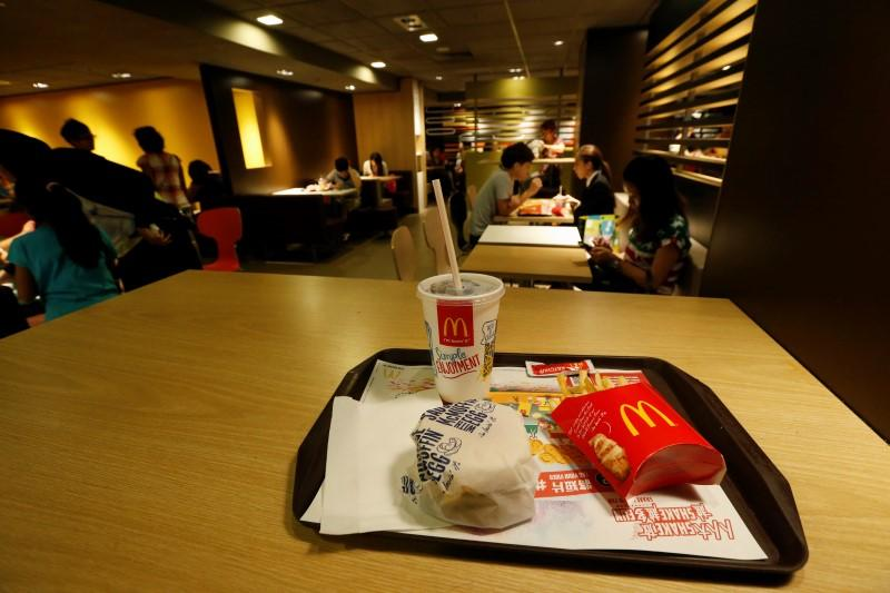 Beefed up: McDonald's edging out KFC, Pizza Hut in China revival battle