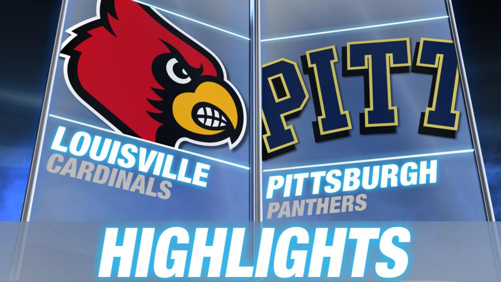 Rozier leads No. 10 Louisville past Pittsburgh 80-68