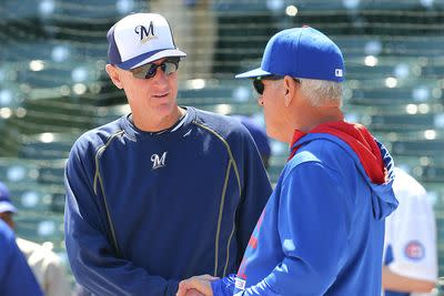 Brewers fire manager Ron Roenicke, will announce replacement Monday