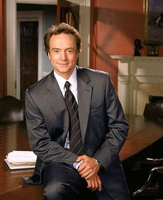 "Bradley Whitford as Deputy Chief of Staff Josh Lyman on NBC's ""The West Wing"" West Wing"