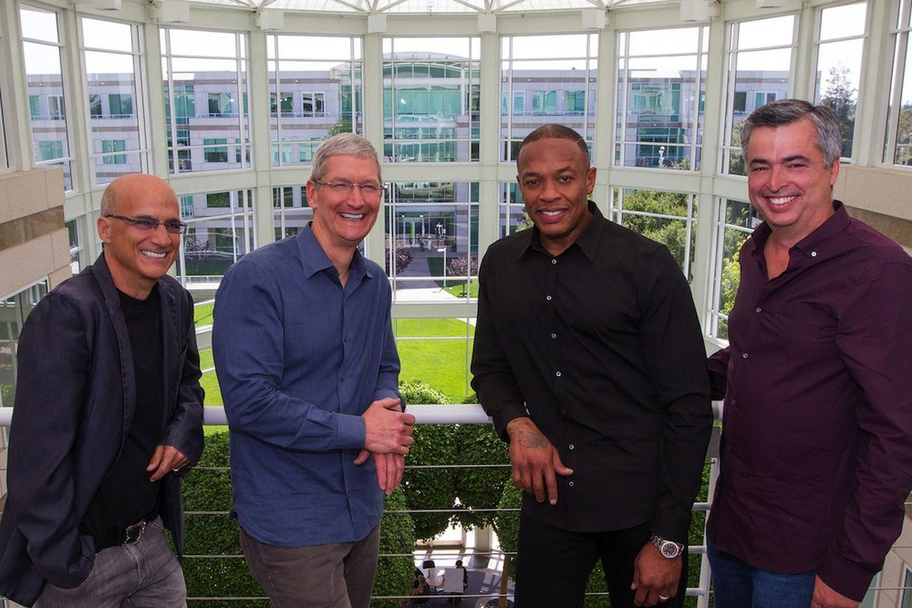 Apple pushing music labels to kill free Spotify streaming ahead of Beats relaunch