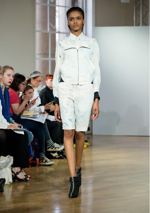 LFW SS2013:  Christopher Raeburn Salon Show