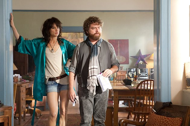 Due Date Warner Bros. Pictures 2010 Zach Galifianakis Juliette Lewis