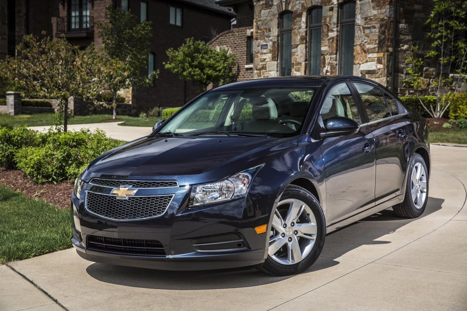 Lawsuit alleges Chevrolet Cruze Diesel used illegal software on emissions tests