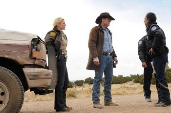 'Longmire' Gets Second Season From A&E