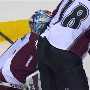 Montreal Canadiens at Colorado Avalanche - 09/26/2014