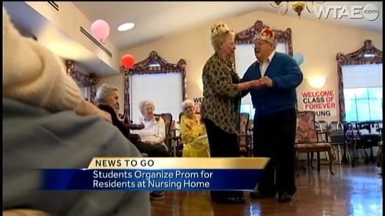 'Class of Forever Young' relives senior prom with North Hills students