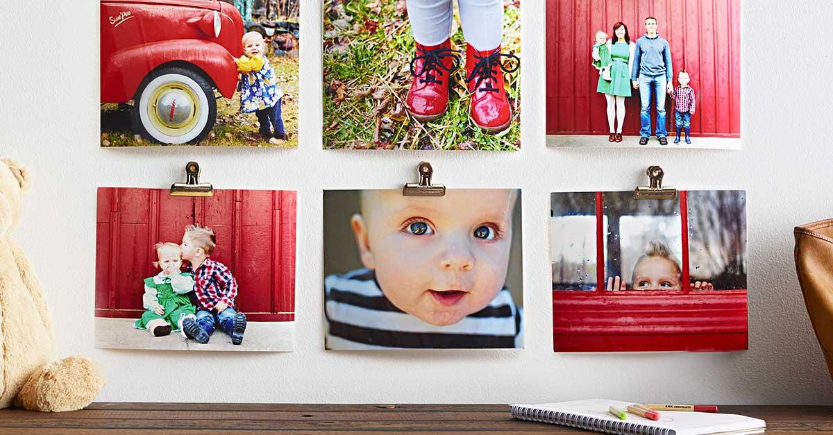 Save up to 50% on Shutterfly photo books