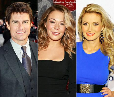 "Tom Cruise Breaks His Silence on Katie Holmes Divorce, LeAnn Rimes Says Brandi Glanville's Kids Call Her ""Mom"" Sometimes: Top 5 Stories of Today"