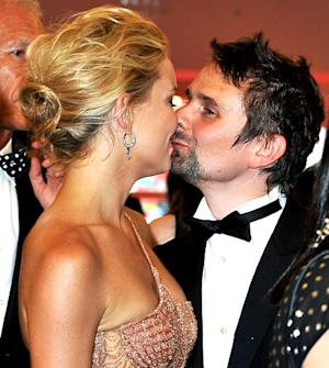Kate Hudson, Matthew Bellamy Kiss at Reluctant Fundamentalist Film Premiere