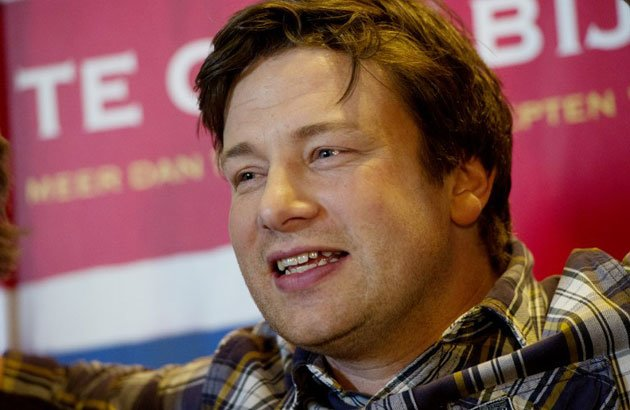 Jamie Oliver's Italian restaurant chain will open an outlet in Singapore. (AFP photo)