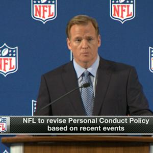 NFL Commissioner Roger Goodell: 'I believe I have the support of the owners'