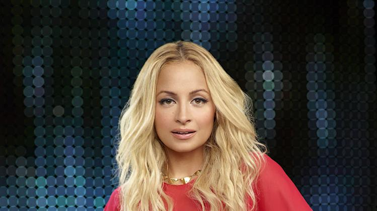 "Nicole Richie in ""Fashion Star."""