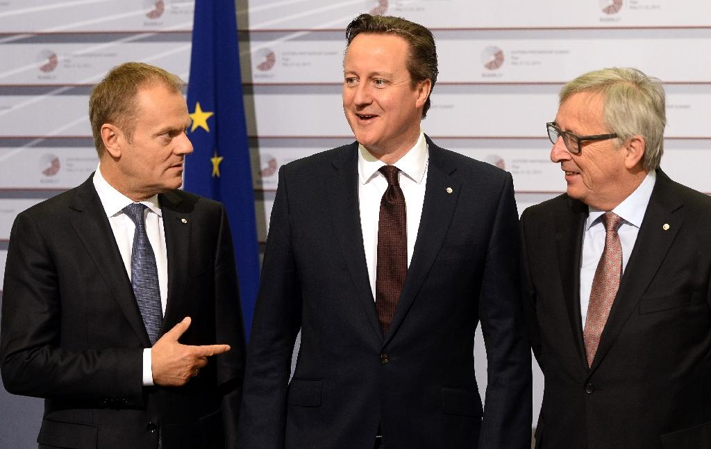 Cameron 'confident' of EU reform deal before UK referendum