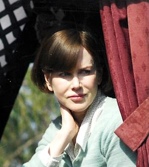 PIC: See Nicole Kidman With Short Brown Hair!