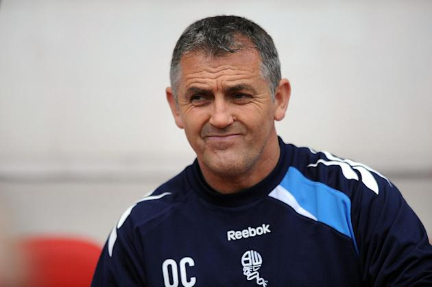 Owen Coyle said he expected the reaction of the Burnley fans towards him