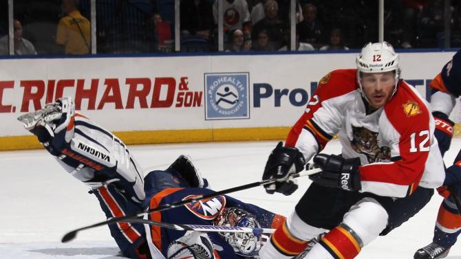 Florida Panthers v New York Islanders